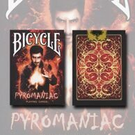 Bicycle Pyromaniac Deck