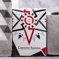 Cardistry Fanning White By Bocopo