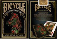 Карты Bicycle Warrior Horse