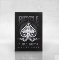 Карты bicycle black ghost