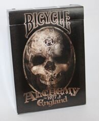 Carti de joc Bicycle Alchemy England