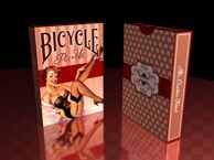 Bicycle PIN-UP